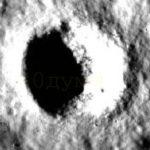 """Уфолози откриха на Луната """"Извънземен Гигант"""""""
