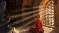 Не е нужно да си добър Буда. Притча